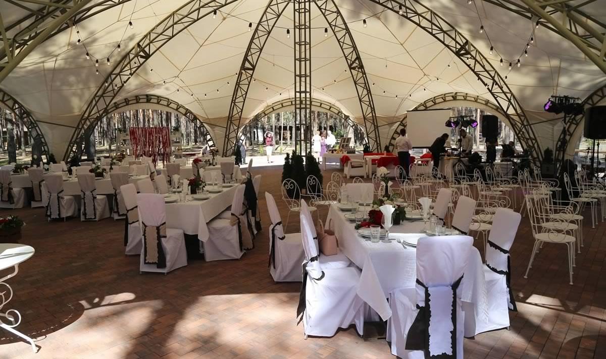 локация для свадьбы в лесу под киевом